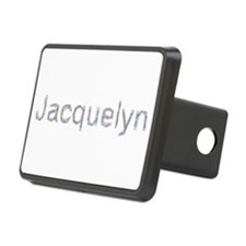 Jacquelyn Paper Clips Hitch Cover