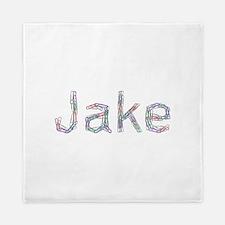 Jake Paper Clips Queen Duvet