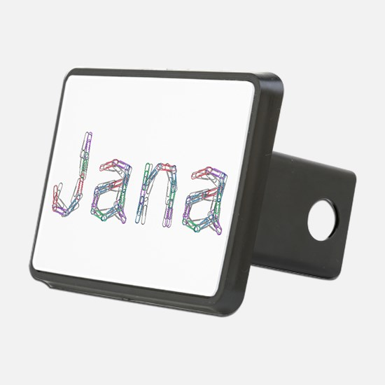 Jana Paper Clips Hitch Cover