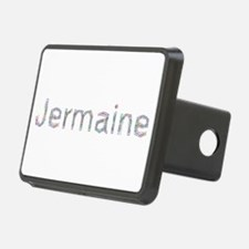 Jermaine Paper Clips Hitch Cover