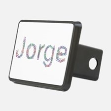 Jorge Paper Clips Hitch Cover