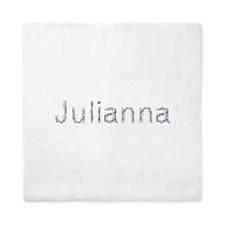Julianna Paper Clips Queen Duvet