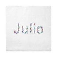 Julio Paper Clips Queen Duvet