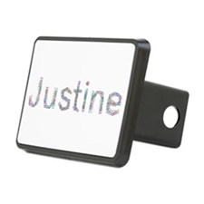 Justine Paper Clips Hitch Cover