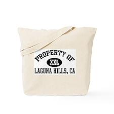 Property of LAGUNA HILLS Tote Bag