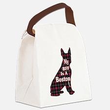 BFF Boston Canvas Lunch Bag