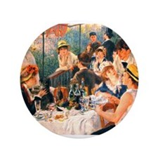 Famous Paintings: Luncheon of The Boating Party 3.