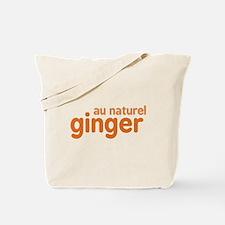Ginger Au Naturel Tote Bag