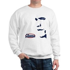Victory for Obama Sweatshirt