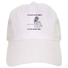 Im sure youll agree, Im the queen bee Baseball Cap