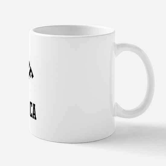 Property of LA SELVA BEACH Mug