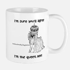 Im sure youll agree, Im the queen bee Mug