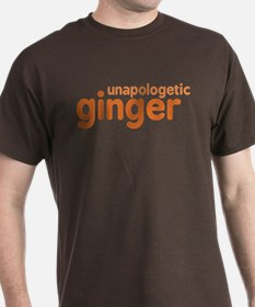 Unapologetic Ginger T-Shirt