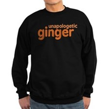 Unapologetic Ginger Sweatshirt