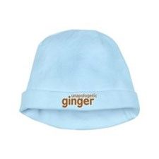 Unapologetic Ginger baby hat
