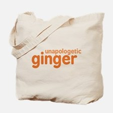 Unapologetic Ginger Tote Bag