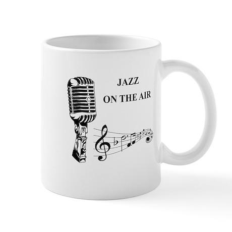 Jazz on the air! Mug