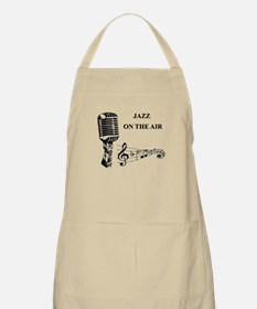Jazz on the air! Apron