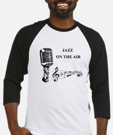 Jazz on the air! Baseball Jersey