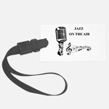 Jazz on the air! Luggage Tag