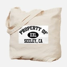 Property of SEELEY Tote Bag