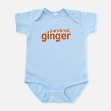 Purebred Ginger Infant Bodysuit