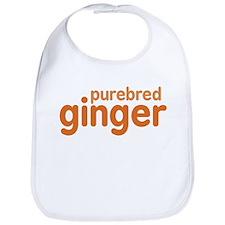 Purebred Ginger Bib
