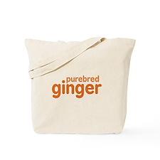 Purebred Ginger Tote Bag
