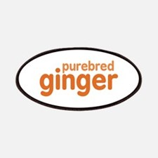 Purebred Ginger Patches