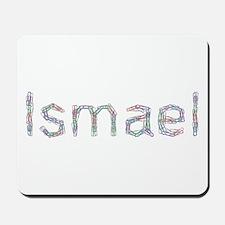 Ismael Paper Clips Mousepad
