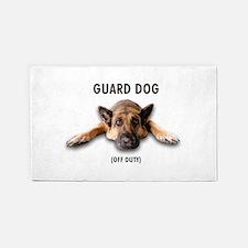 Guard Dog 3'x5' Area Rug