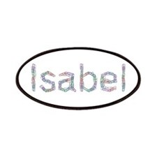 Isabel Paper Clips Patch