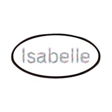 Isabelle Paper Clips Patch