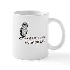 as it harm none do as one wilt Mug