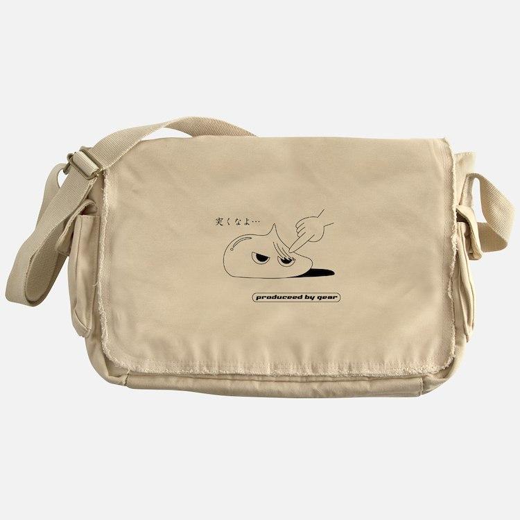 Slime Messenger Bag