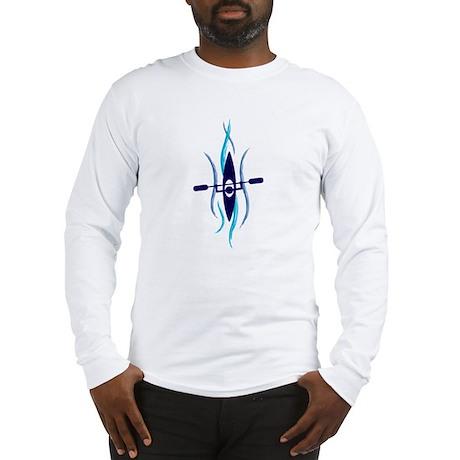 Current Kayak Long Sleeve T-Shirt