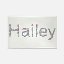 Hailey Paper Clips Rectangle Magnet