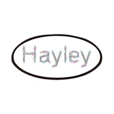 Hayley Paper Clips Patch
