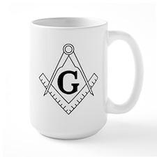 Freemason Symbol Mug