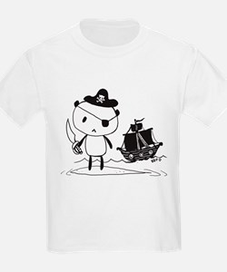 Pirate Panda T-Shirt