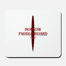1930 Hollow Paddle Board Mousepad