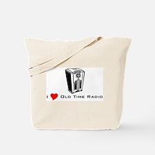 I Love OTR 3 Tote Bag