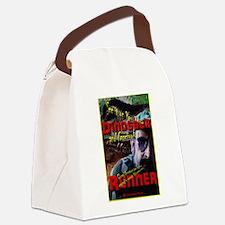 Allosaurus Bait Canvas Lunch Bag