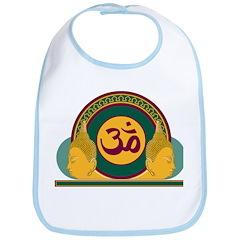 Buddha Om Bib