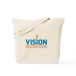 Vision Design 2 Tote Bag