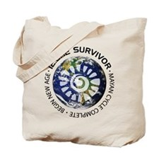 Mayan Calender End of the World 12 21 2012 Tote Ba