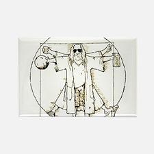 Philosophy Club Rectangle Magnet