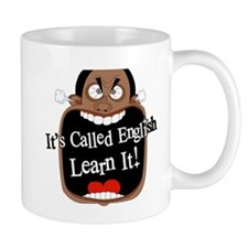 It's Called English [Dark] Mug