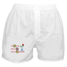 My Chemical Romance Boxer Shorts