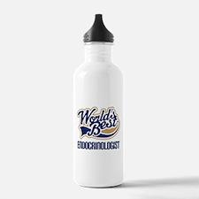 Endocrinologist (Worlds Best) Water Bottle